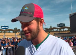 Dodgers FanFest: Clayton Kershaw