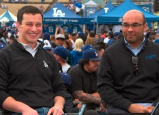 Dodger FanFest: Friedman and Zaidi