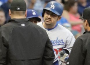 Gonzalez Reacts To His Ejection
