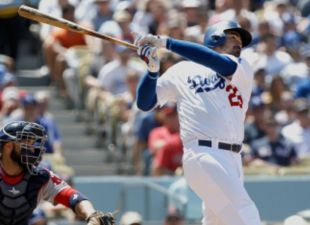 Adrian Gonzalez Hits 300th Career Home Run