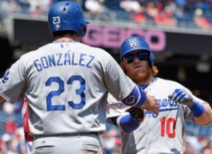 Dodgers Beat The Nationals, 6-3