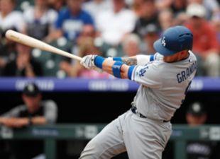 Dodgers sweep the Rockies