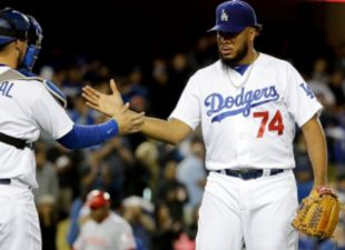 Kenley Jansen Becomes Dodgers' All-Time Saves Leader
