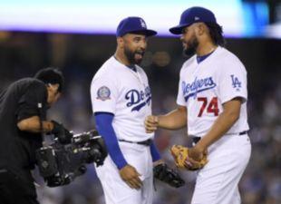 Jansen, Dodgers close out Giants
