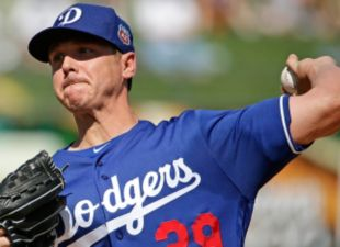 Kazmir Tries To Get Back In Sync