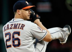 Scott Kazmir, A Different Kind Of Lefty