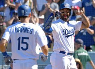 Dodgers def. Padres 14-0
