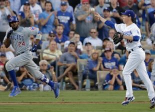 Dodgers Drop Game 5, 8-4