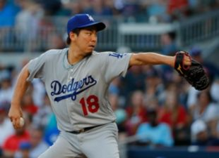 Maeda feels the pressure after Dodgers acquire Darvish
