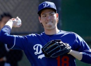 Kenta Maeda Introduced As Newest Dodger
