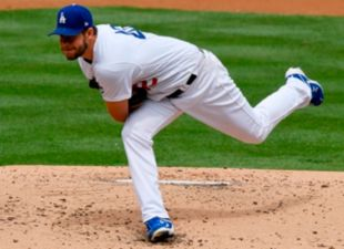 Kershaw shows dominance against D'Backs