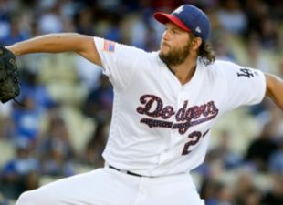 Another Dominant Outing for Kershaw