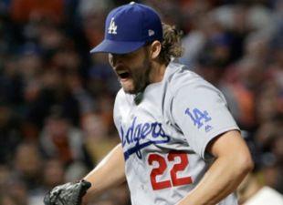 Dodgers Clinch a Playoff Spot