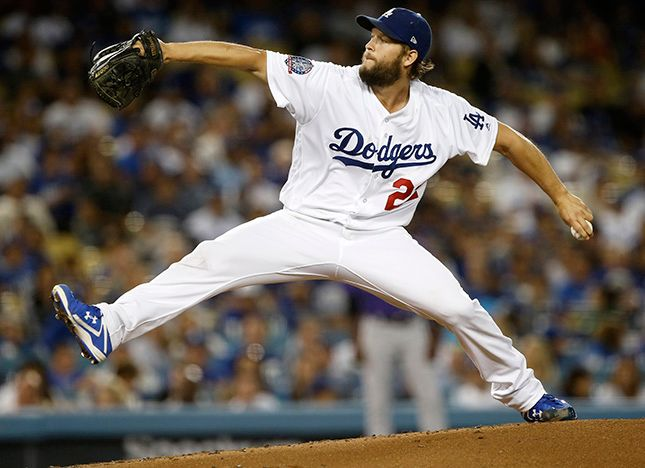 Kershaw: 'We love depth'