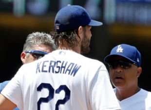 Roberts updates Kershaw's injury