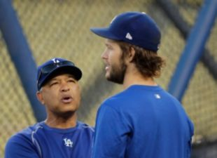 Roberts: Confidence in Kershaw