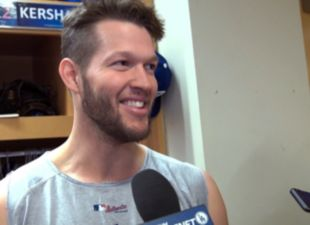 Kershaw: Ready to get back at it