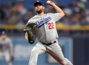 Kershaw, Dodgers beat the Rays
