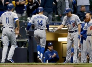 Dodgers win 6th consecutive