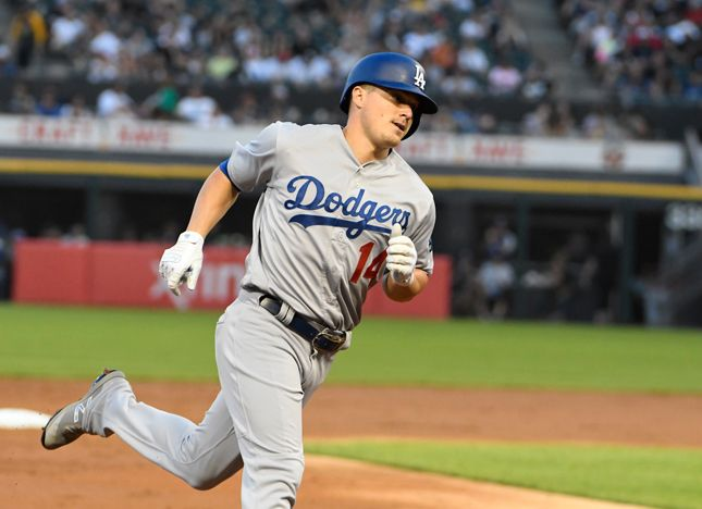 Kike: 'My dad Chase told me to use his bat'