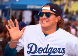Dodger FanFest: Kike Hernandez