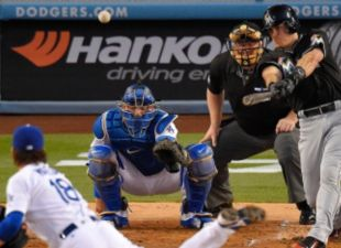 Dodgers Swept By The Marlins