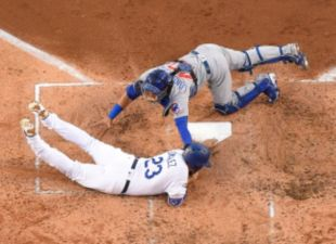 Dodgers Drop Game 4, 10-2