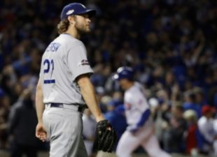 Kershaw Struggles In Game 6 Loss