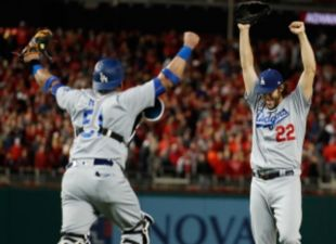 Dodgers Top Nationals 4-3, Advance To NLCS