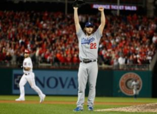 Kershaw Closes Game 5, Dodgers Advance To NLCS