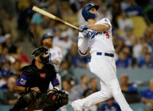 Dodgers def. Rockies in Series Opener