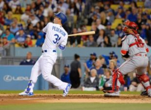 Pederson Hits Two Homers As Dodgers Defeat The Angels