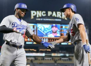 Dodgers take Game-2 against the Pirates