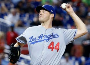 Hill, Dodgers Sweep Miami