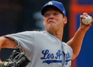 Dodgers win 7-4 against the Mets