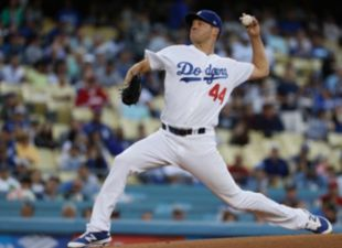 Roberts comments on solid pitching effort