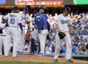Dodgers Head To Game 5