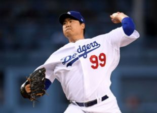 Complete Shutout Game for Ryu