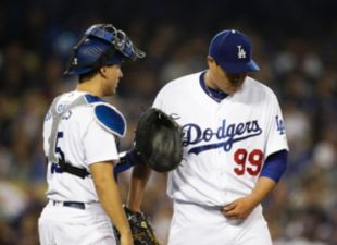 Dodgers fall to the Nationals in Series Opener, 4-2