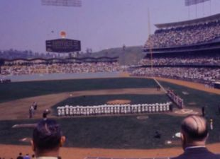 Clubhouse: the history of Dodger Stadium