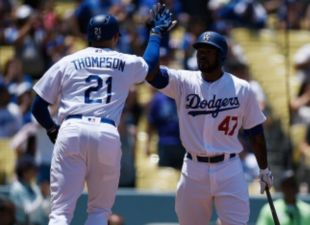 Dodgers Sweep The Rockies