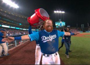 Turner, Dodgers def. Padres 5-4