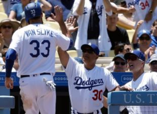 Dodgers Beat The Padres 3-1