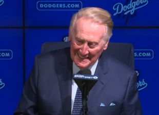 Vin Scully Ring of Honor Full Press Conference