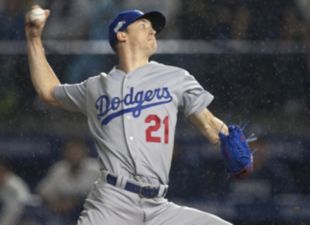 Buehler, Dodgers No-Hit Padres