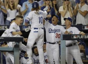 Dodgers take World Series Game 1