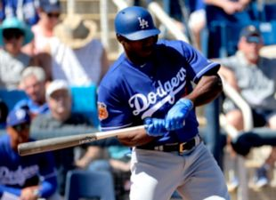 Puig Working Hard To Better Himself