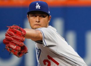Yu Darvish dominant in debut