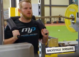 Backstage: Muncy's Off-Season