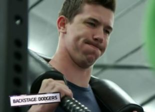 Backstage: Buehler's Workout
